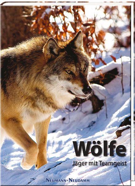Wolf, Wölfe, Bildbände
