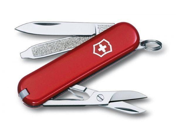 Victorinox, Taschenmesser, rot