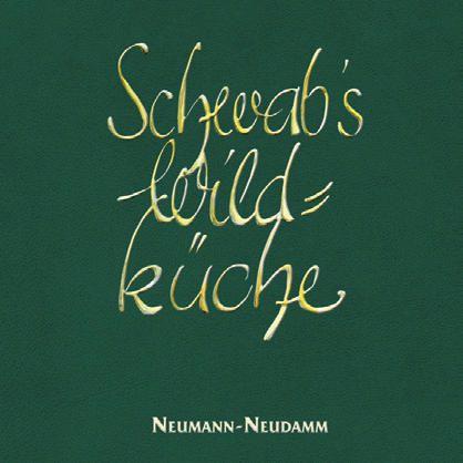 Kochbuch, Wild, Wildkochbuch, Wildküche