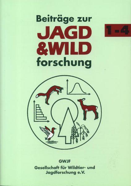 Bildband,Broschüre,Jagd,Wild,Forschung,Wissen,Reprint,Umwelt,1,2,3,4,GWJF,Wildtier,Wildbret