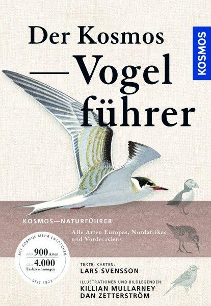 Vogelführer, Vogelbestimmung, Naturführer
