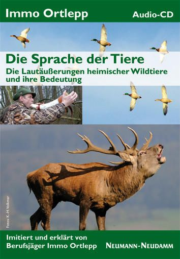 Ortlepp, Tiersprache, CD