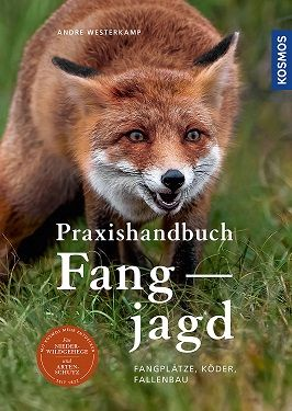 Praxishandbuch, Fangjagd, Westerkamp, Raubwildregulierung