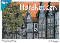 Postkarten, Nordhessen, Souvenirs, Ansichtskarten