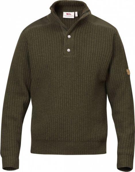 FJäll Räven T-Neck Sweater , Pullover , Wollpullover , Zwischenschicht , Unterzieh , Sweater ,
