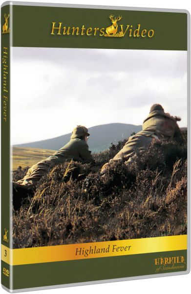 Hunters Video, Highland-Fieber, DVD, Auslandjagd, Schottland, Rough-Shooting, Hirschjagd, Niederwild