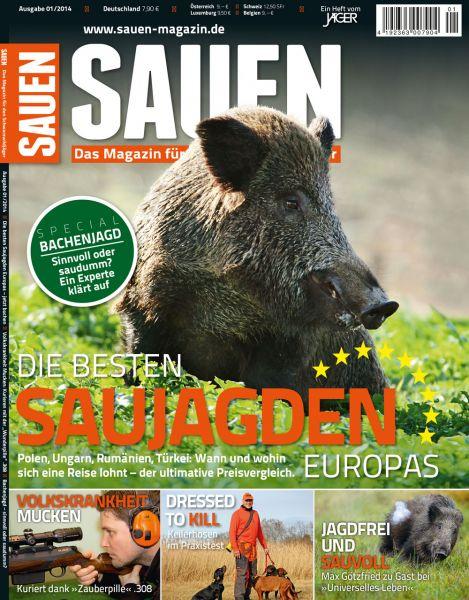 Zeitschrift, Sauen