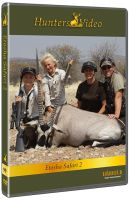 Hunters Video, Safari 2 Ethosha Namibia, Ethosha Safari 2, Auslandjagd, Safari, Safari, Ethosha,