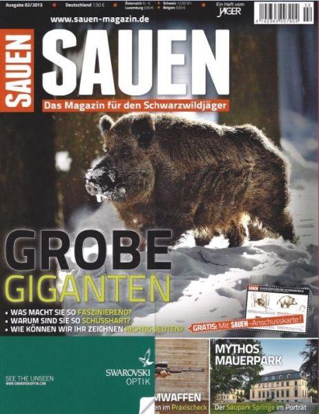 Giganten,Sauen,Magazin,
