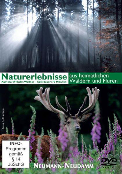 Wellner, Naturerlebnisse, DVD