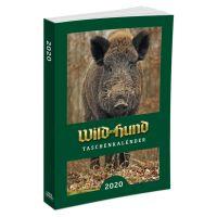 Kalender, Wild, Hund, Taschenkalender