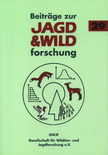 GWJF,JAgd,Wildtier,Forschung,Waffen,Hirsch,Wald,Waidmann,Geschichte,Kultur,Neumann,Neudamm,Jana