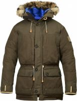 Fjäll Räven , Expedition Down Parka , Winterjacke , Parka , Polar