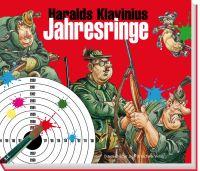 Klavinius, Jagdhumor, Cartoons