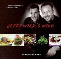 Kochbuch, Wildgerichte, Wildkochbuch