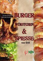 Diewald, Burger, Würschen, Spieße, grillen
