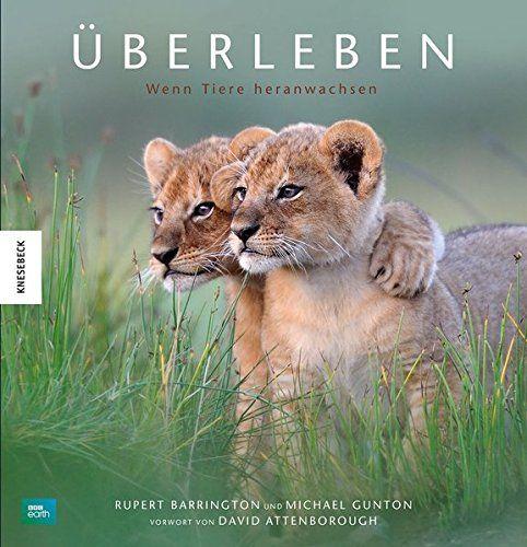 Barrington, Überleben, Tierbuch, Wildtiere