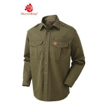 Jagdhemd, Hemden, Jadgbekleidung, Shooterking