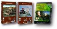 Jagd-DVD, Auslandsjagd, Jagen weltweit, Bogenjagd, Truthahnjagd