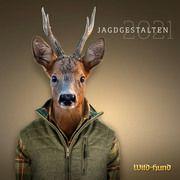 Kalender 2021, Jagdgestalten, Jagdkalender, Hundekalender