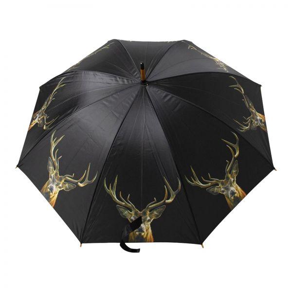 Regenschirm, Motiv Hirsch, Hirsch