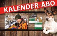 Abo Jagd und Hund Kalender, Abo Kalender, Kalender