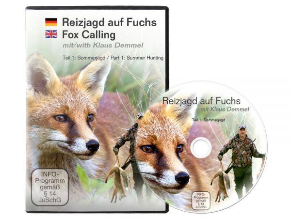 Klaus, Demmel, Reizjagd, auf, den, Fuchs, Teil 1+2,