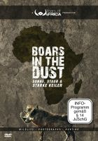 DVD, Boars in the dust, Afrika, Jagd DVD, Keiler, Warzenschweine