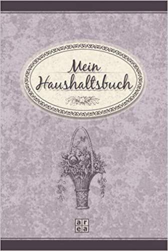 Haushaltsbuch, Kochbuch