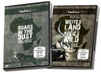 Paket Afrikafieber II, Paket AFrika, Afrika, Auslandsjagd,DVD,