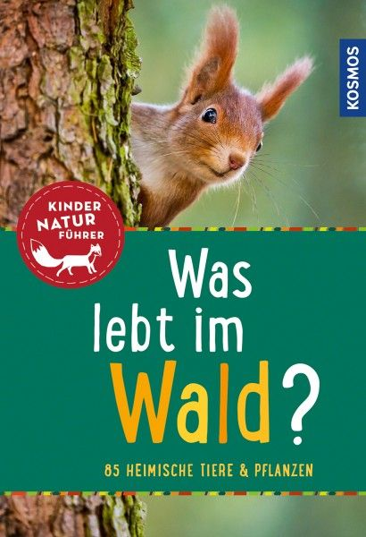 Waldtiere, Pflanzenbestimmung, Kinderbücher, Kinder in der Natur