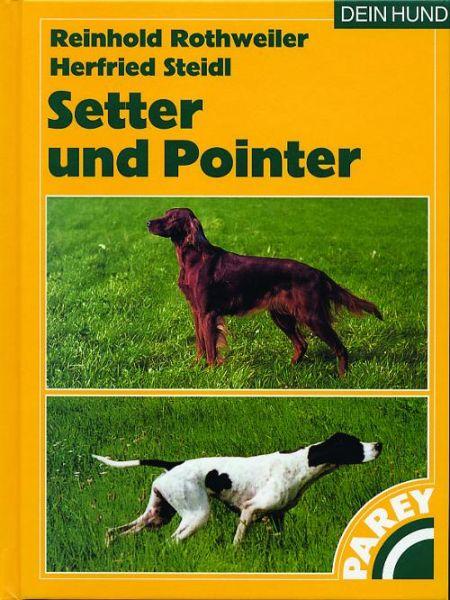 Setter, Pointer, Hunderassen