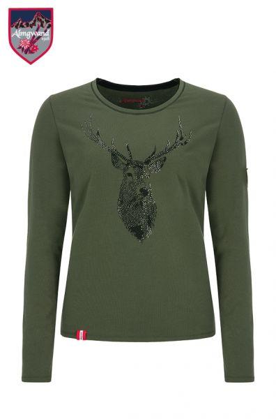Almgwand, Shirt, Langarmshirt