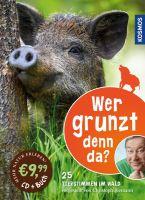 Tierstimmen, Waldtiere, Kinder in der Natur, Naturbücher, Kinderbücher
