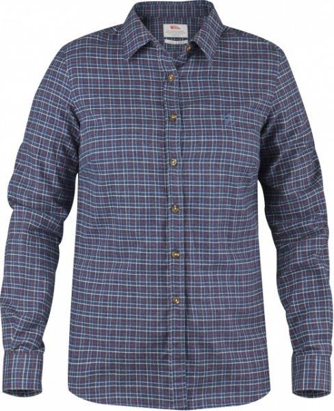 FJäll Räven Sörmland Flannel Shirt LS W , Langarmhemd , Jagdhemd , Damenhemd , Bluse