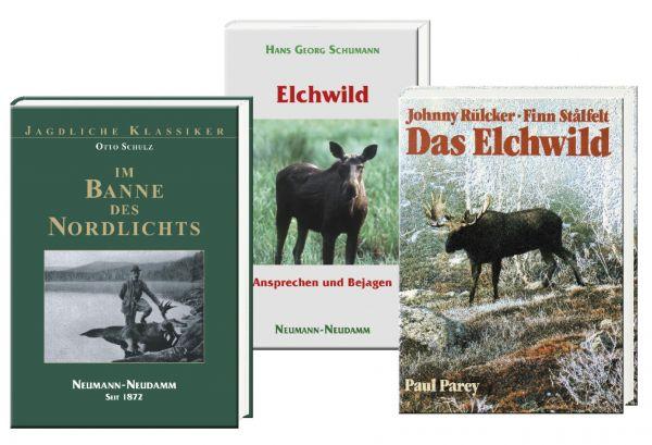 Elch, Elchwild