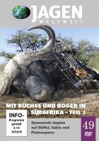 Jagen Weltweit Nr. 49, DVD, Pauly Parey, Jagen Weltweit