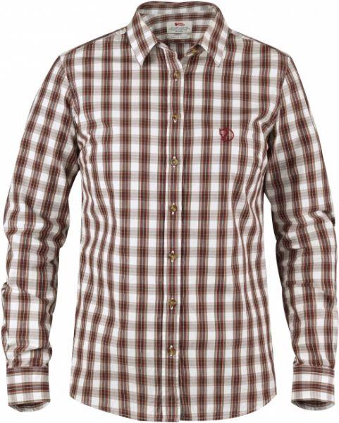 Fjäll Räven Sörmland Shirt LS W , Damenbluse , Button-Down-Hemd , Jagdbluse ,