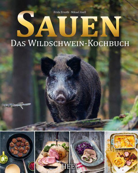 Wildschwein,Kochbuch, Wildkochbuch, Wild kochen