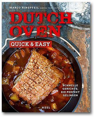 Dutch Oven, Outdoorküche, Kochbuch