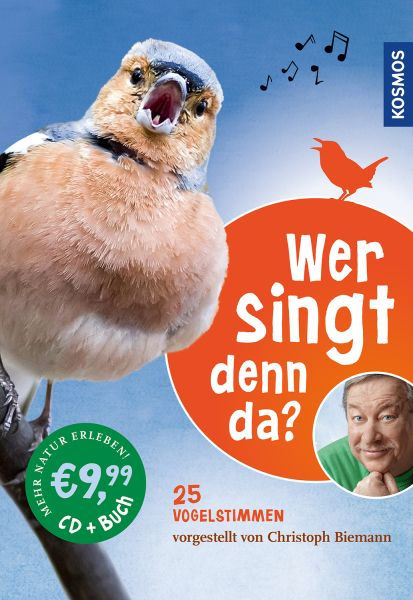 Vogelstimmen, Biemann, Gesänge von Vögeln