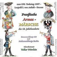 Preussische Armeemärsche des 18. Jahrhunderts, Jagdmusik, Musik, Marschmusik, Geschenkideen,