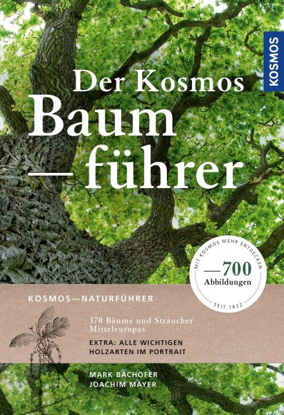 Kosmos, Baumführer, Bestimmung, Bäume