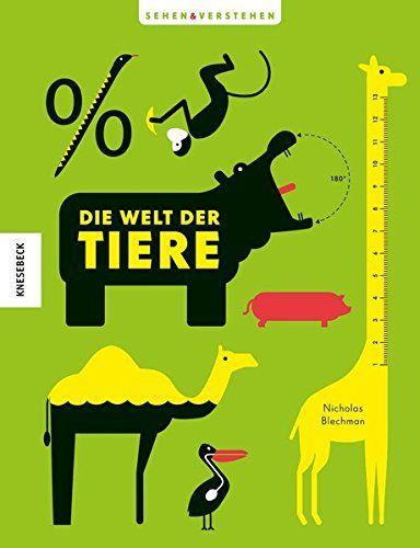 Blechmann, Die Welt der Tiere, Kinderbuch, Tierbuch