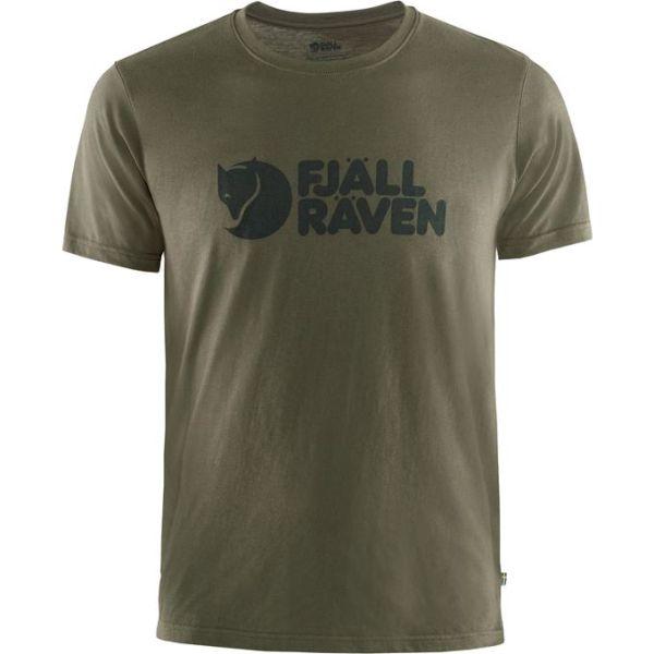 T-Shirt, Logo T-Shirt, Shirt, Fjällraven