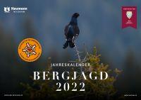 Kalender, Bergjagdkalender, Kalender 2022