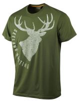 Seeland T-Shirt Fading Stag