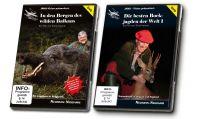 DVD Paket, DVD, Auslandsjagd