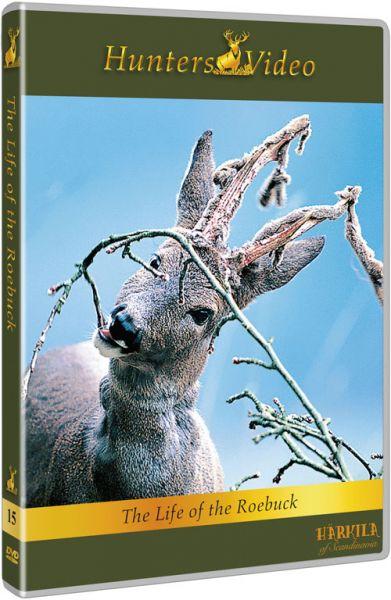Hunters Video, Die Welt des Rehbocks, DVD, Rehwild, Hauptwild, Rehbock, Blattzeit, Kapitalbock