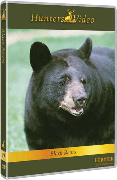 Hunters Video, Schwarzbären, DVD, Auslandjagd, Kanada, Kapitale Bären, Gefährliches Wild,